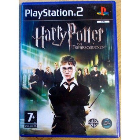 Harry Potter og Føniksordenen (EA Games)