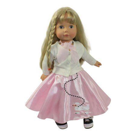 Arianna Malt Shop Dolly Fits Most 18 inch Dolls