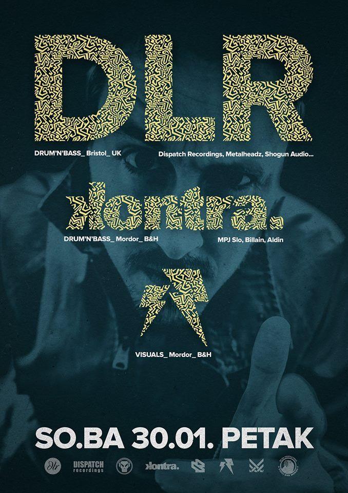DLR at SO.BA poster