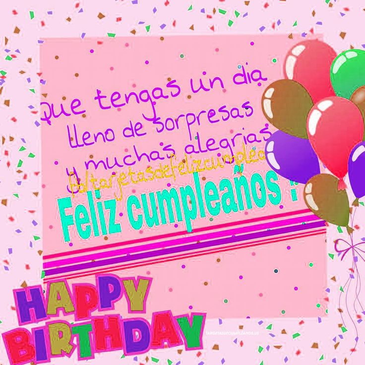 80 best Targetas de cumpleanos amiga images on Pinterest Best birthday cards, Birthday cards