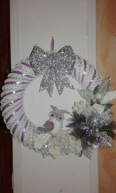 Coronas/ ghirlanda natalizia by Santino Cossu & Ilenia Pintus