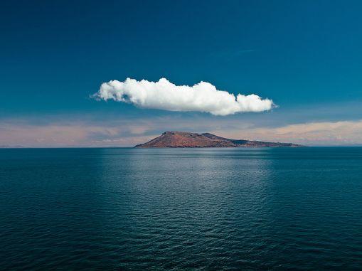 Lake Titacaca in Bolivia!!  Picture perfect!!