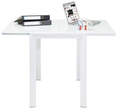 Раскладной стол Lo Studente белый