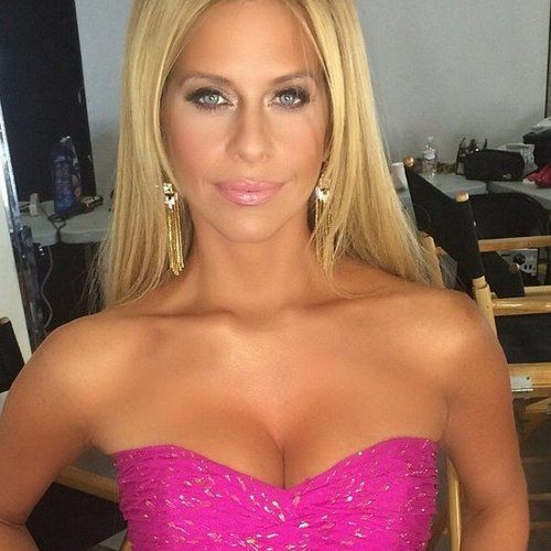 Dina Manzo....I love her calm and think she is so hot