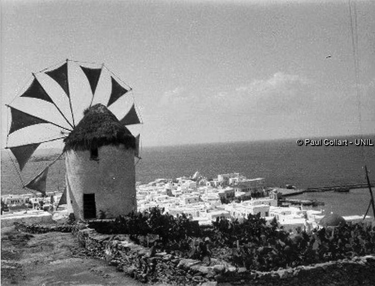 Μύκονος. Paul Collart 1926 έως 1938. Πηγή: Liza's Photographic Archive of Greece - Φωτογραφικά άλμπουμ της Ελλάδας