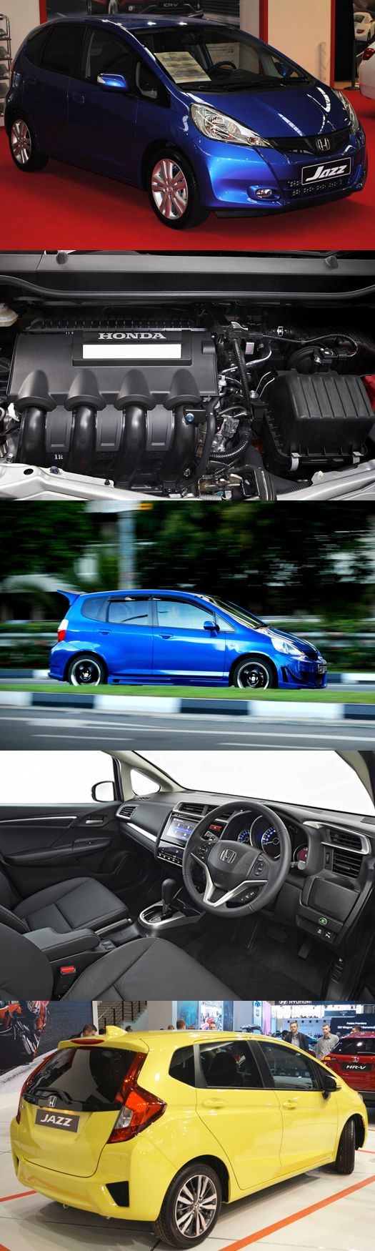 #Honda #Jazz with lots of versatility read more: http://www.engines4sale.co.uk/blog/honda-jazz-with-lots-of-versatility/