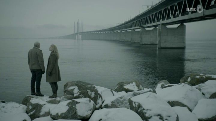 Bron/Broen: The Bridge -- Swedish/Danish television series