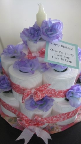 25 Best Ideas About Toilet Paper Cake On Pinterest Gag