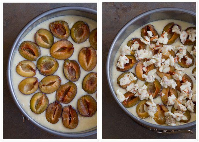 Rustic Italian: Plum-Almond Cake - Torta Di Prugne E Mandorle recipe - Prep
