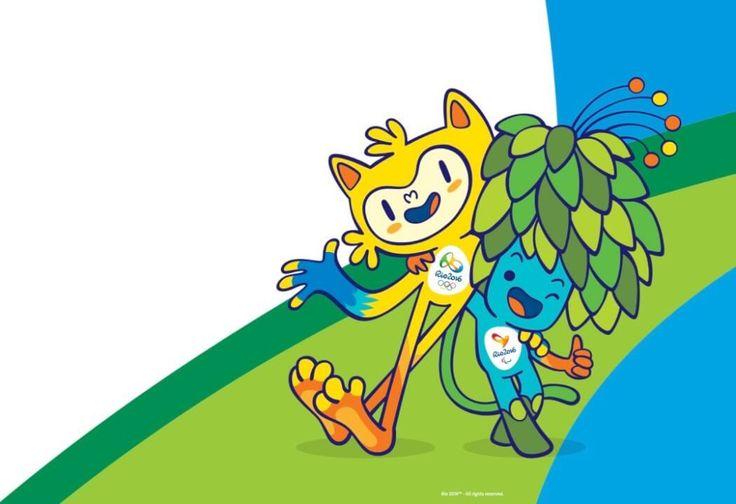 rio de janeiro olympics 2016 . , rio 2016 emblem designs , events at olympics , rio 2016 olympics mascots wallpapers