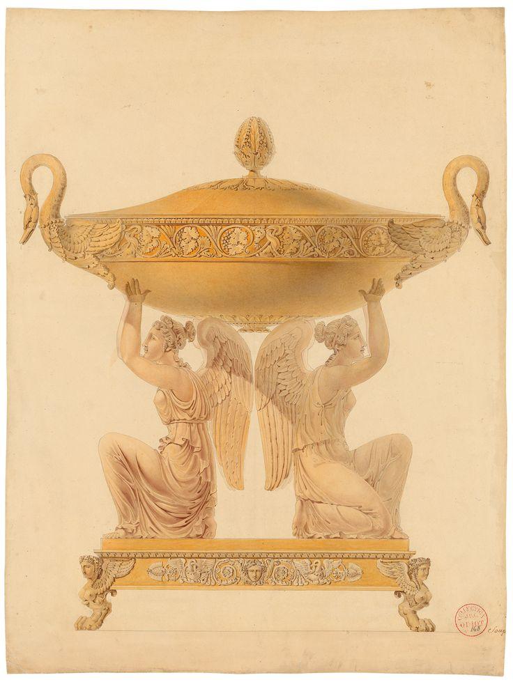 Jean-Baptiste-Claude Odiot a édifié, au cours du premier quart du XIXe siècle, la maison d'orfèvrerie française la plus prospère et la plus fréquentée par toutes les cours européennes de son temps. Livrant de somptueux services pour la table et des ensembles prestigieux comme la toilette de l'impératrice Marie-Louise et le berceau du Roi de Rome, Odiot est l'un des plus illustres orfèvres sous l'Empire et la Restauration.