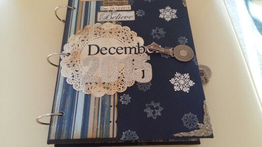 Dreams, Life and Scrap: Christmas Planner dedicato....