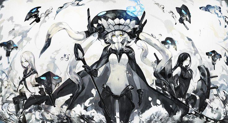 Anime Kantai Collection  Wallpaper