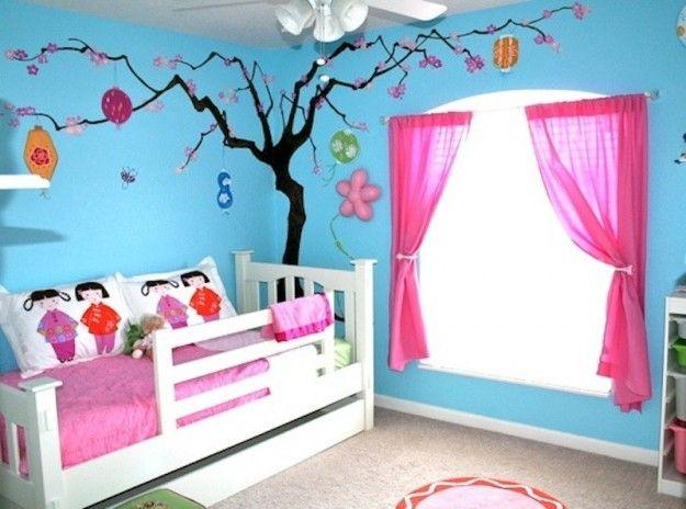 Come scegliere il colore delle pareti della cameretta per i bambini [FOTO]