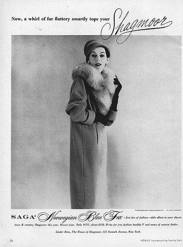 August Vogue 1957   Doe's set   kristine - no longer uploading   Flickr