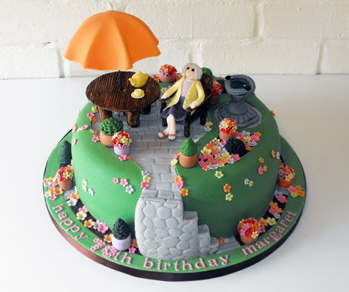 29 Best Images About Garden Theme Party On Pinterest Outdoor Parties Cakes