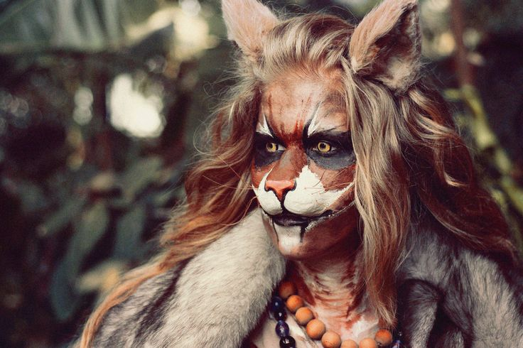 Pyrkon2017  OC, inspired by Khajit, meow! Cosplay by: https://www.facebook.com/hydencosplay/  Photo by OkiemKruka:https://www.facebook.com/okiem.kruka/