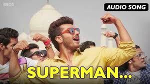 My music portal: Superman(2014)