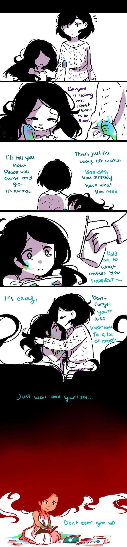 Anti-Social Media :: 25: Advice to myself | Tapastic Comics - image 1