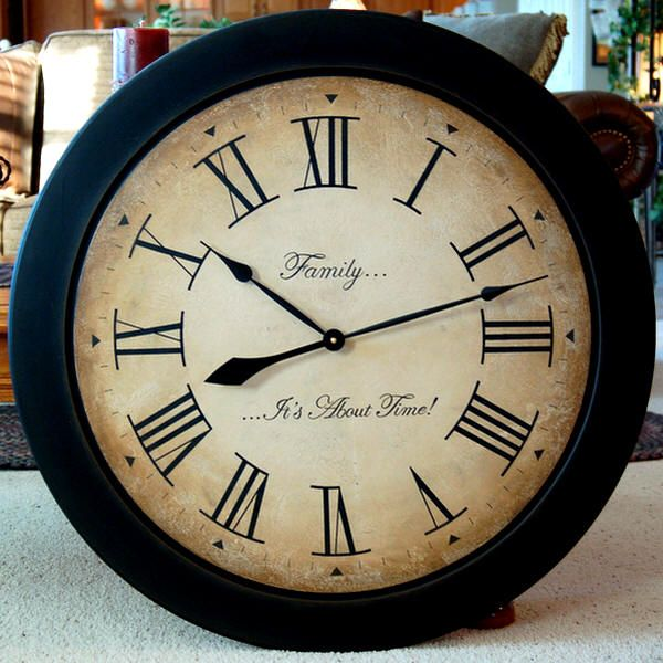 1000 Images About Large Wall Clocks On Pinterest