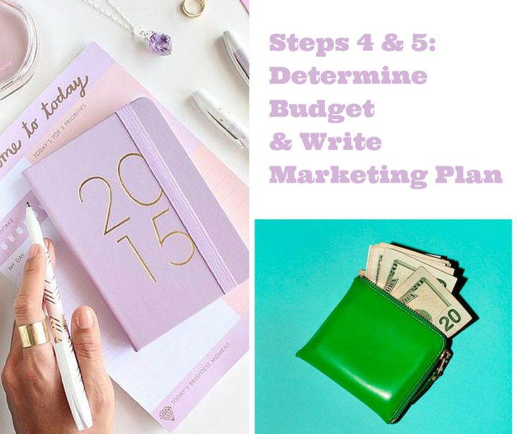 How to write a 3 month marketing plan