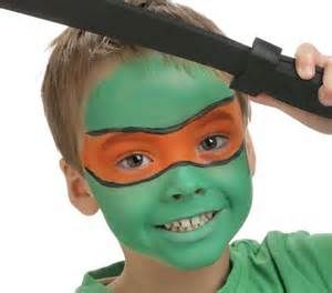 ninja turtle face paint - Bing Images