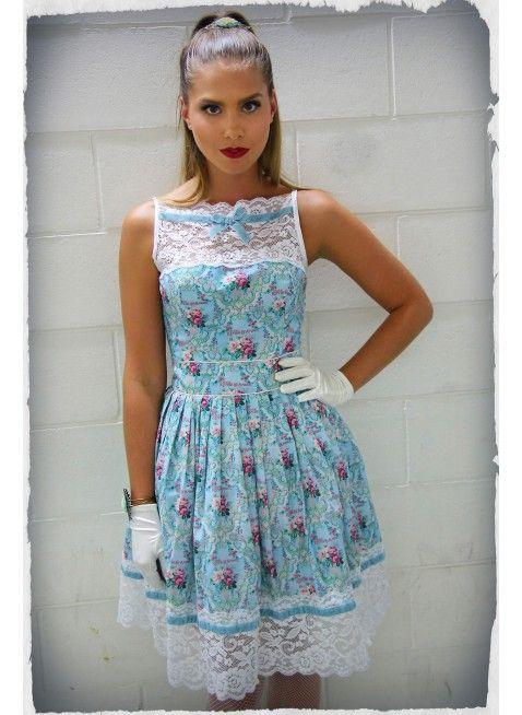 La Belle Paris Lace Dress