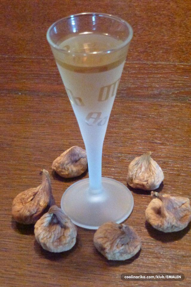 Smokvica (Fig Brandy) - homemade by Emil