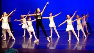 """Les coulisses de """" La croisière s'amuse! """" - Studio de danse Caroline Mercier - YouTube"""