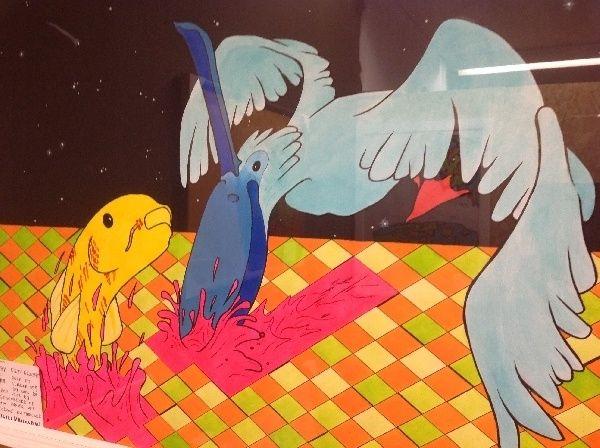 De kunst van Kris Noordenbos is vanaf 5 juli te bewonderen in mijn winkel aan het Houtplein 16 in Haarlem. Dit wordt zijn eerste expositie in zijn geboorte stad met de naam Kanoor breekt doo