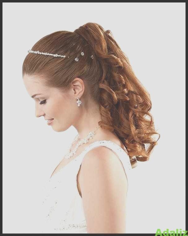 55 Frisuren halboffen Beauty Styling Braut Bräut…