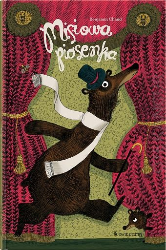Misiowa piosenka - Kangur księgarnia - Myślanki Kraków