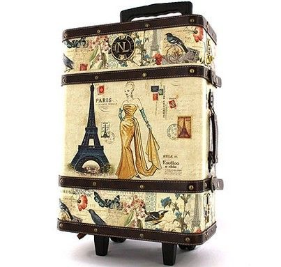 suitcase- love this