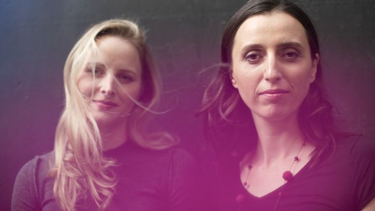 PowerToFly founders Katherine Zaleski (left) and Milena Berry (right) are a powerful force for women who want to work remotely.
