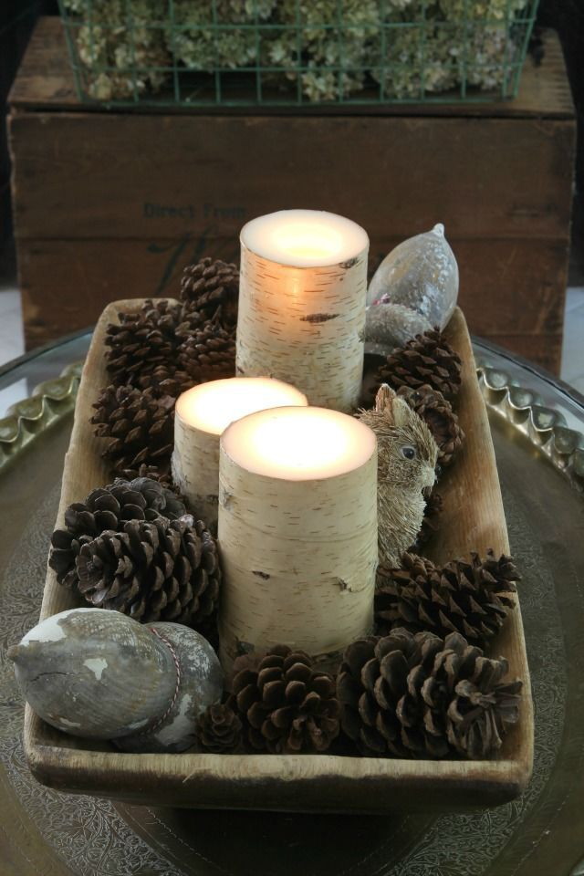 25+ best ideas about Coffee table centerpieces on Pinterest ...