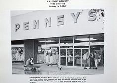 Downey, California J. C. Penney's   by The Downey Conservancy