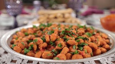 Sarımsaklı Köfte Tarifi   Nursel'in Mutfağından Yöresel Yemek Tarifleri