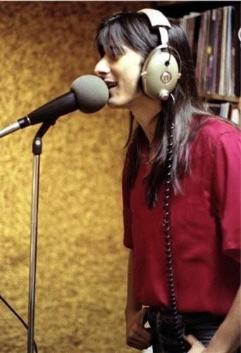 Steve Perry -- < Oh, the endless hours practicing, practicing, and OH!  also recording, re-recording, and re-remixing, and promoting, and, and, and ... http://www.pinterest.com/pin/507710557965778706/ . > -- << Pinned earlier on my 2nd Shift board ... http://www.pinterest.com/pin/507710557965791974/  at the same time as this Trending pin ... https://www.pinterest.com/pin/507710557966951148/ .  >>