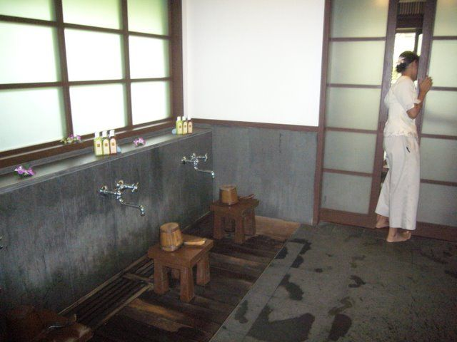 Traditional Japanese Bath Interior Wonderland Pinterest Japanese Bath Traditional And