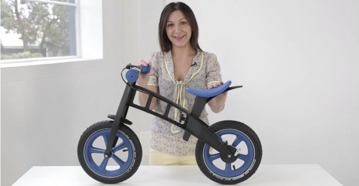 On two wheels for the first time with FirstBIKE Balance Bike #Bikes, #FirstBike, #Preschooler, #ProductReview, #SponsoredPosts