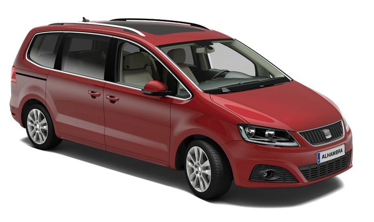 2019 Seat Alhambra Redsign And Concept