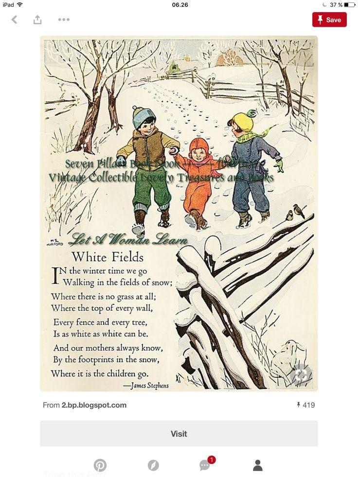 Pin Von Liana Hafner Auf Englisch Lernen Gedichte Fur Kinder