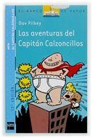 Jorge y Berto se lo pasan en grande gastando bromas y creando tebeos protagonizados por el Capitán Calzoncillos; pero al señor Carrasquilla, el odioso director del colegio, no le gustan ni las bromas ni los tebeos. Por eso, ha preparado un plan para atrapar a los chicos y acabar con sus gracias. ¿Conseguirá su objetivo?