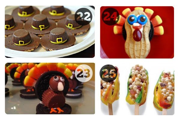 25 Preschool Thanksgiving Crafts To Do With Your Child