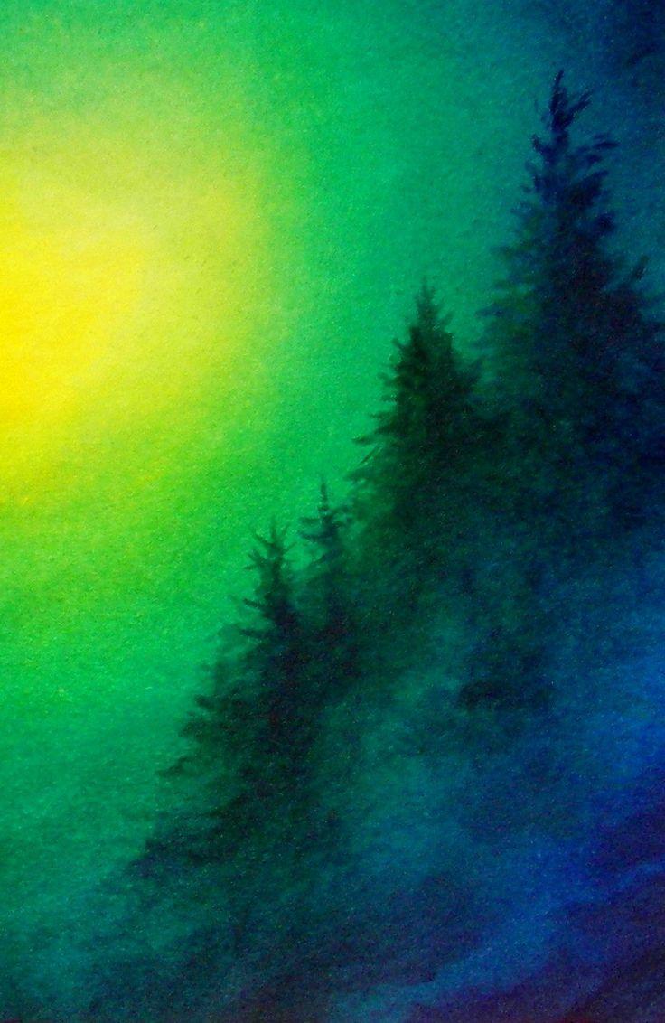 Alain JOYEUX : ART THERAPIE: Lumières de Noël