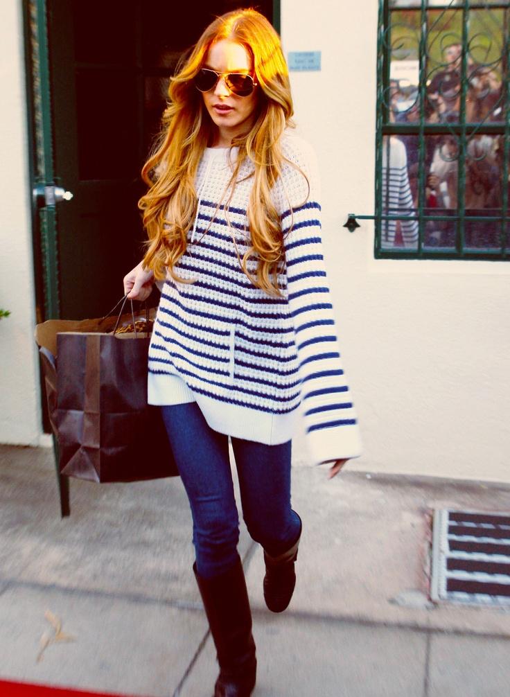 Lindsay Lohan's Hair