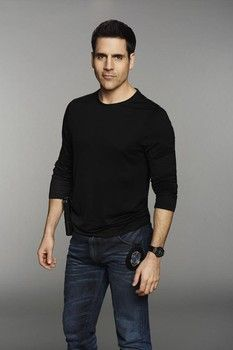 "ABC's ""Rookie Blue"" stars Ben Bass as Sam Swarek."