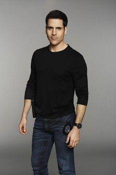 "ABC's ""Rookie Blue"" stars Ben Bass as Sam Swarek."