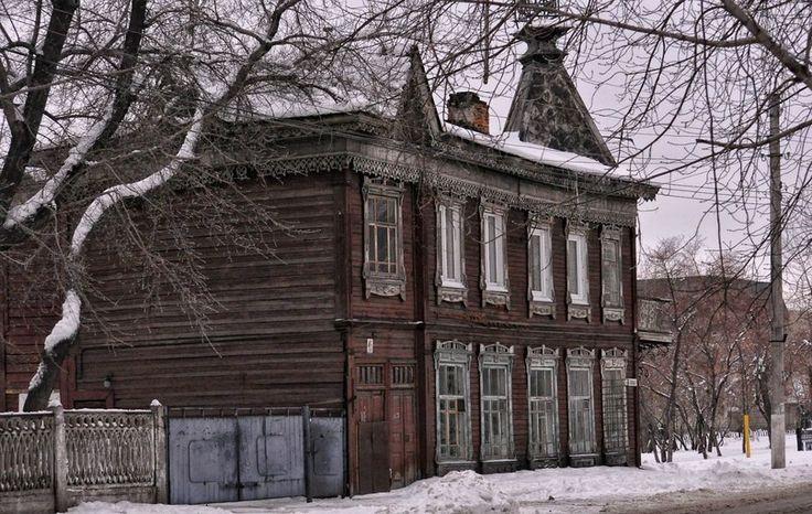 Города и веси России