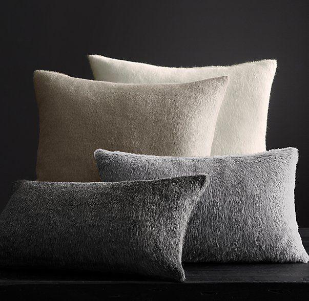 Alpaca Pillow Covers / DIMENSIONS 22